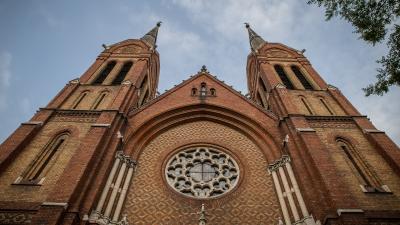 Főtéri római katolikus templom