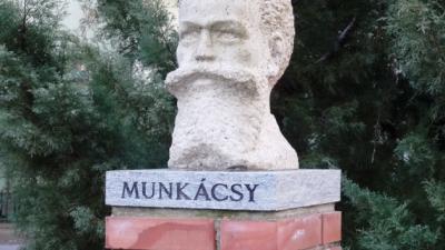 Munkácsy az Andrássy Gimnáziumban