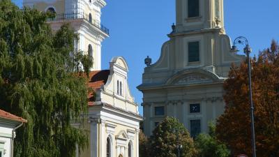 evangélikus templomok